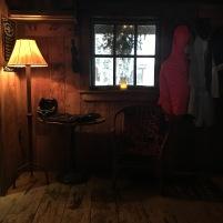 The Owl Bar at Sundance Mountain Resort.